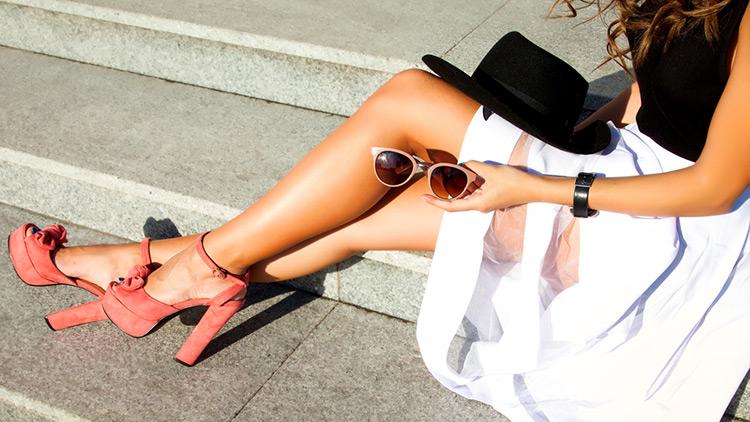 Een zomerlijf zonder lipoedeem
